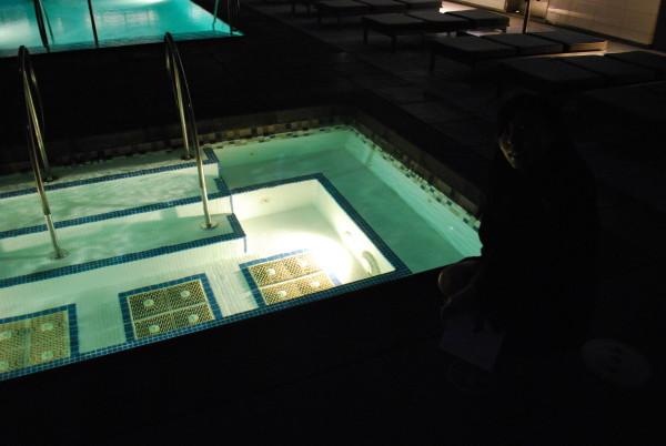 リッツカールトンロサンゼルスのプール
