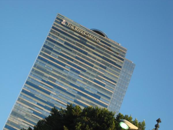 リッツカールトンロサンゼルス2
