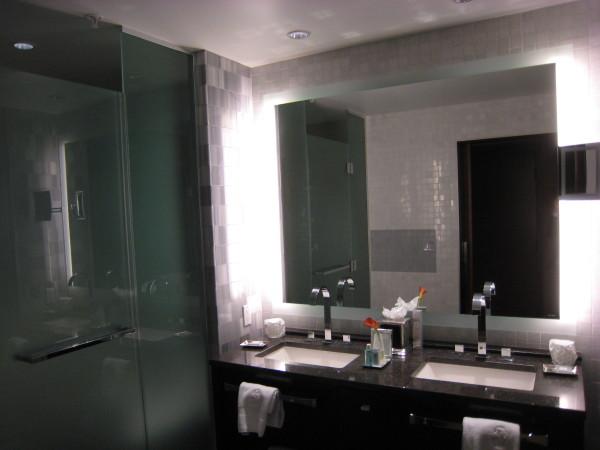 リッツカールトンロサンゼルスのお部屋・バスルーム