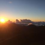 ハワイ旅行記2015 Vol.2 ハレアカラ火山のサンライズ