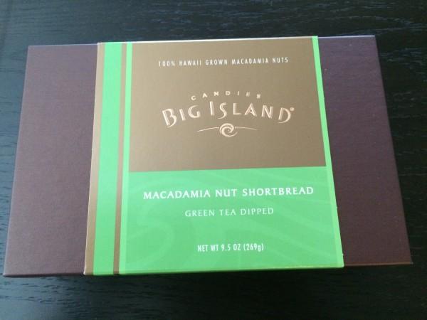 ビッグアイランドキャンディーズの抹茶チョコクッキー
