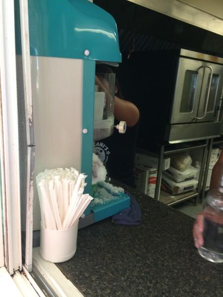ウルラニシェイブアイス(キヘイ)かき氷マシン