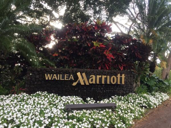 Wailea Beach Marriott Resort &Spa(ワイレアビーチマリオット リゾートアンドスパ)
