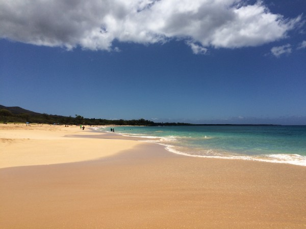 Makena Beach(マケナビーチ)3