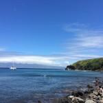 ハワイ旅行記2015 Vol.5 Honolua Bay(ホノルア ベイ)でシュノーケリング!~カパルアビーチ