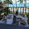 ハワイ旅行記2015 Vol.25 – ハレクラニ・オーシャンフロントルームで朝食を