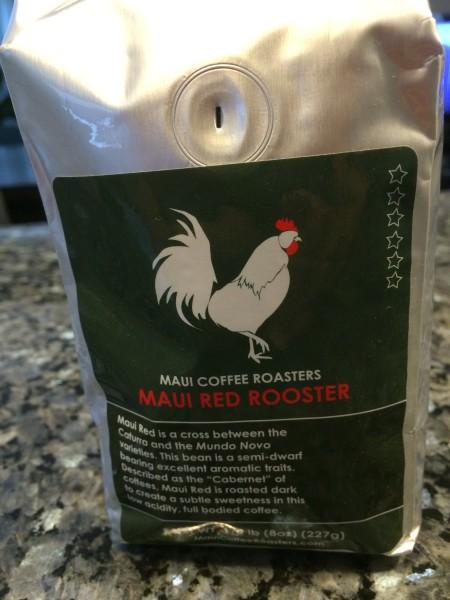 マウイコーヒーロースターのRooster(ルースター))
