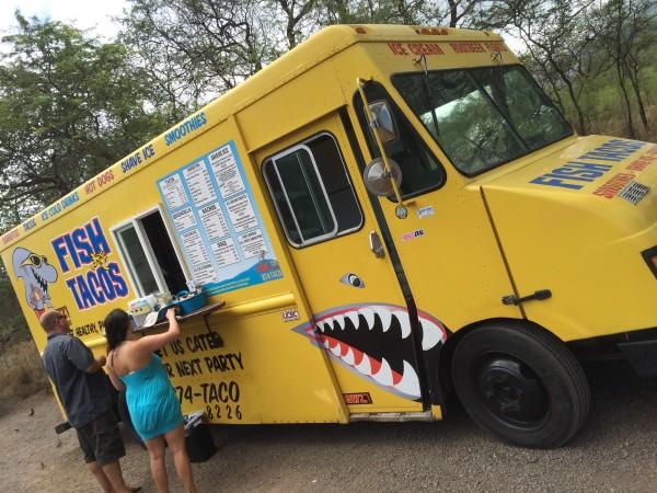 Fish Tacos(フィッシュタコス)のフードトラック