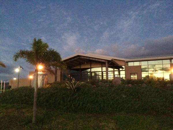 Maui Brewing(マウイブリューイング)のBrewery(ブリューワリー)外観
