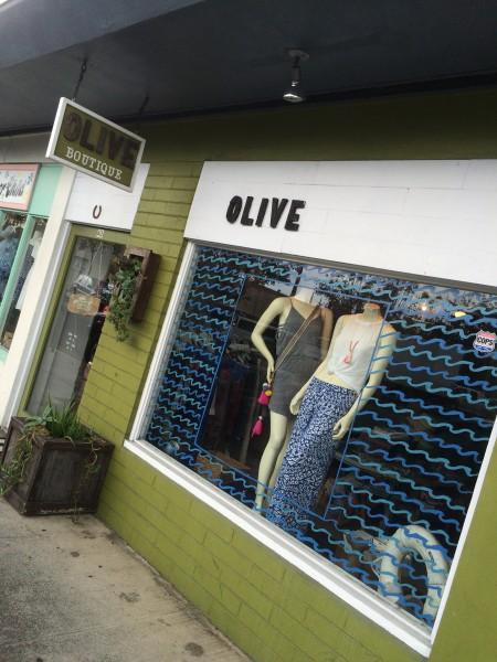 かわいいお店Olive