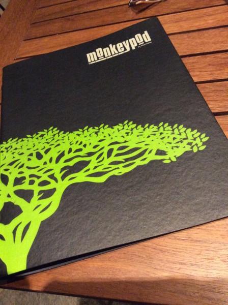Monkeypod Kitchen(モンキーポッド・キッチン)メニュー