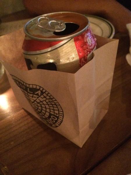 ホットソース入りビール