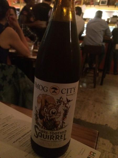 LAの地ビール