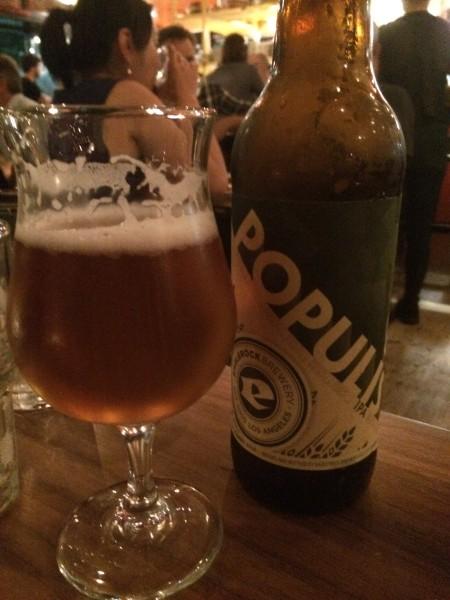 ロスの地ビール