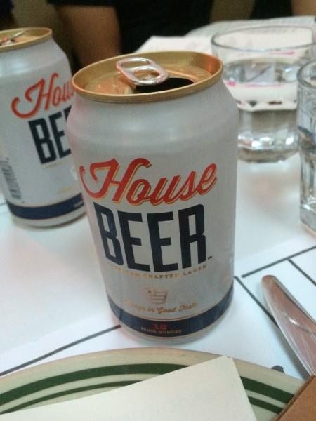 Jon and Vinnysハウスビール