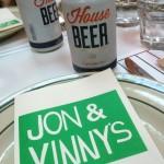 ビバリーヒルズのオシャレなピザ屋さん!Jon and Vinny's(ジョンアンドヴィニーズ)