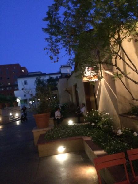 Le Grand Orange Cafe 外観