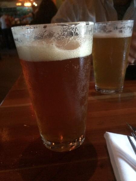 Le Grand Orange Cafe ビール