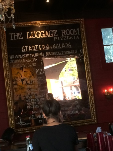 The Luggage Room Pizzeria