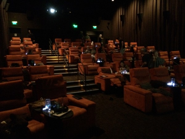 iPic Theater 座席