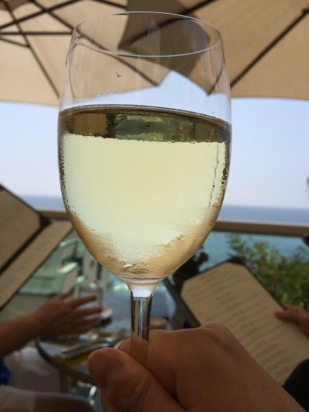 Geoffrey's白ワイン