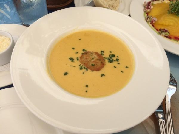 Geoffrey'sスープ