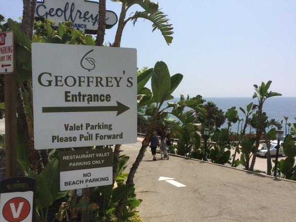 Geoffrey's入り口