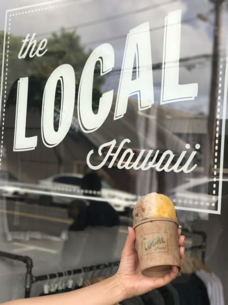 Local Shave Ice