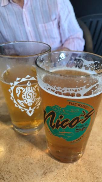 Nico's Pier38(ニコス・ピア38)でビール