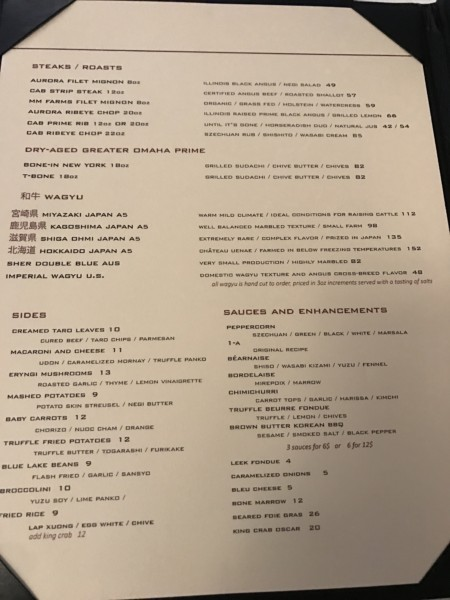 Aleander's Steakhouse