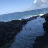 ハワイ旅行記2017-カウアイ編-Vol.6 – Queen's Bathとハナレイのファーマーズマーケット!