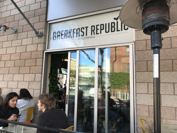 Breakfast Repbulic