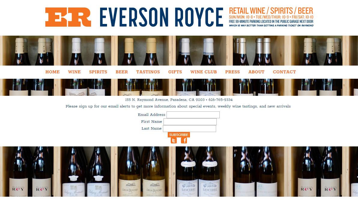 Everson Royce