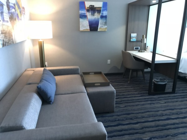 Springhill suites Marriott Huntington Beach