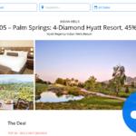 Palm Springs(パームスプリングス)、夏の激安シーズン到来!Travelzooでお得なプランをリサーチ!