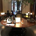 日本旅行記2018 Vol.6-アンダーズ東京、徹底レポート!エントランスからラウンジ編!