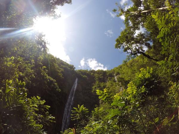 Waimoku Falls(ワイモク滝)のベストショット