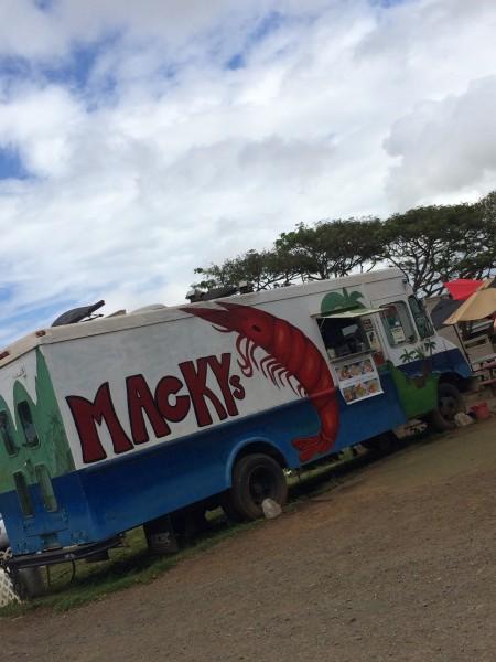 シュリンプトラックMacky's(マッキーズ)